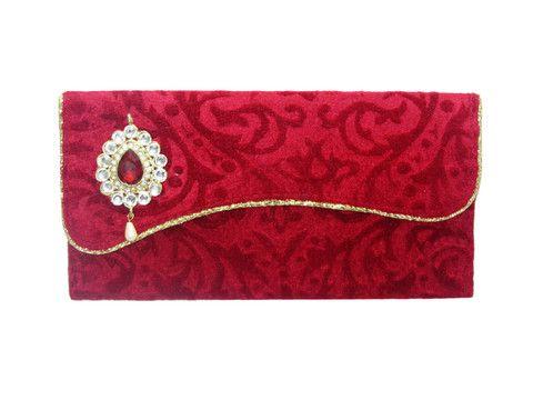 Velvet Envelope