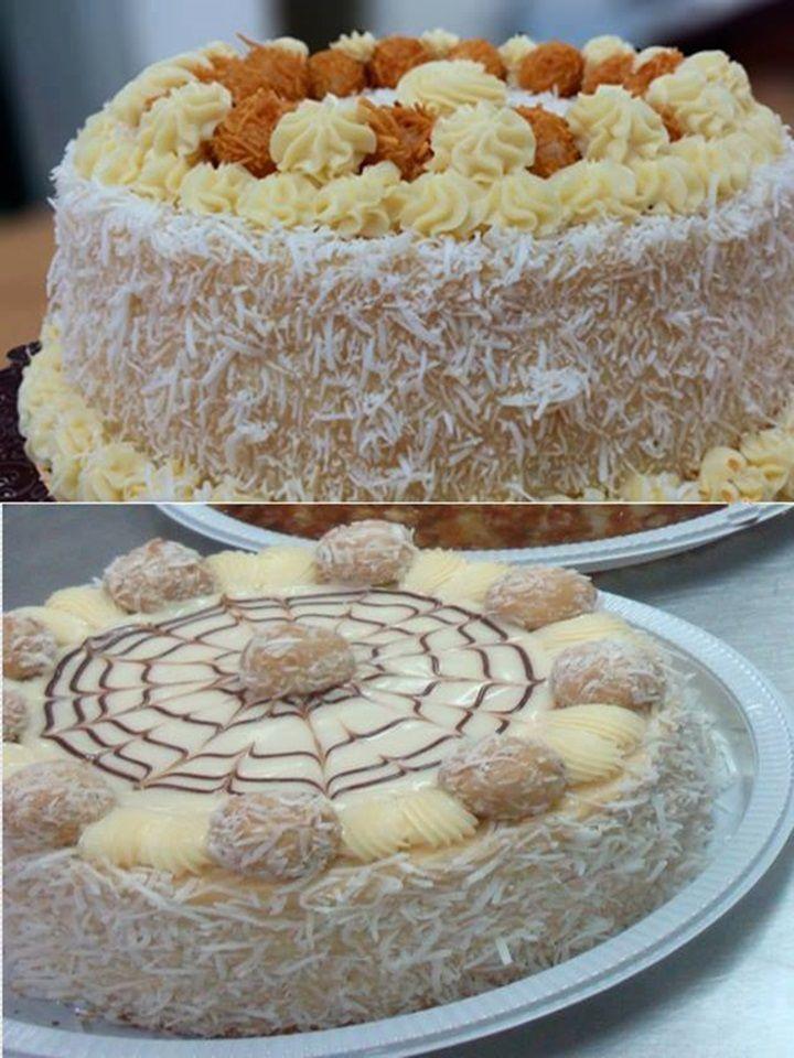 Torta Beijinho – Caderno de Receitas