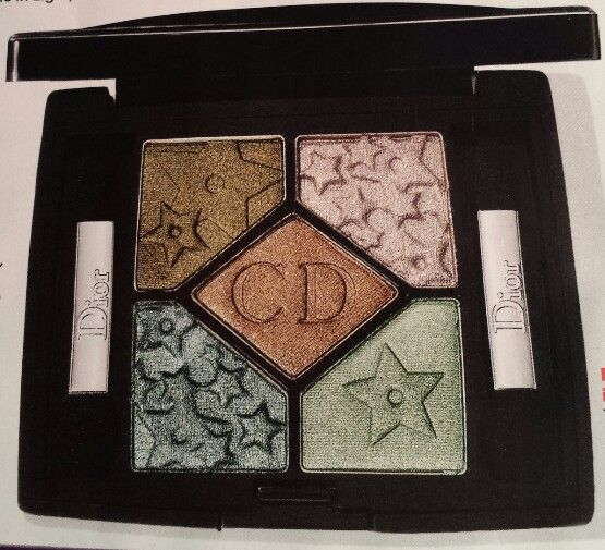 Dior 5 Couleurs Eyeshadow in Bonne Etoile.