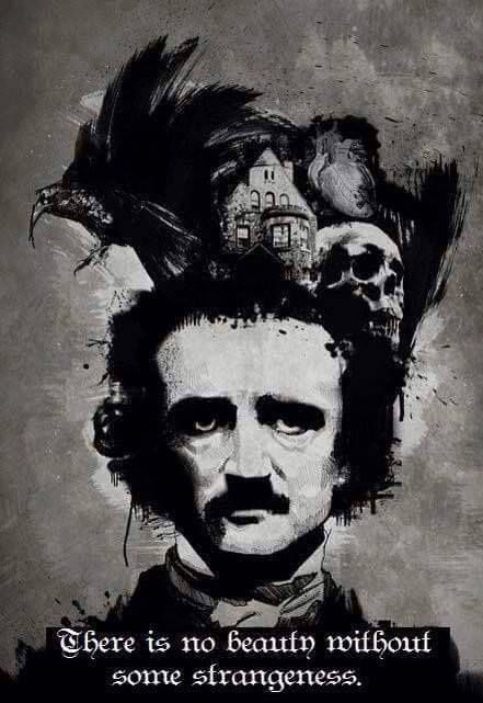 edgar allen poe greatest writer ever 843 quotes from edgar allan poe: 'i became insane, with long intervals of horrible sanity',  doubting, dreaming dreams no mortals ever dared to dream before.