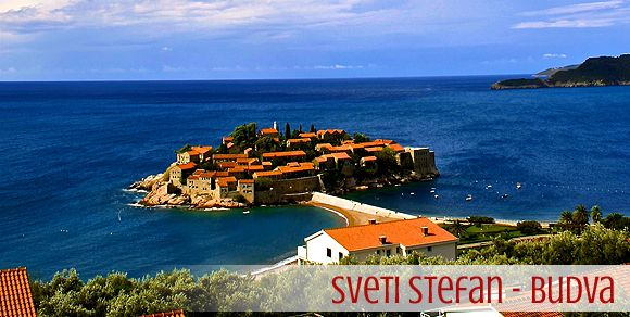 "We'd love to visit! ""Sveti Stefan is one of the TOP 10 glamorous A-list destinations in the world - selected by Lonely Planet (http://www.lonelyplanet.com/switzerland/travel-tips-and-articles/69836). It's a place that will take your breath away."" - from Visit Montenegro website"