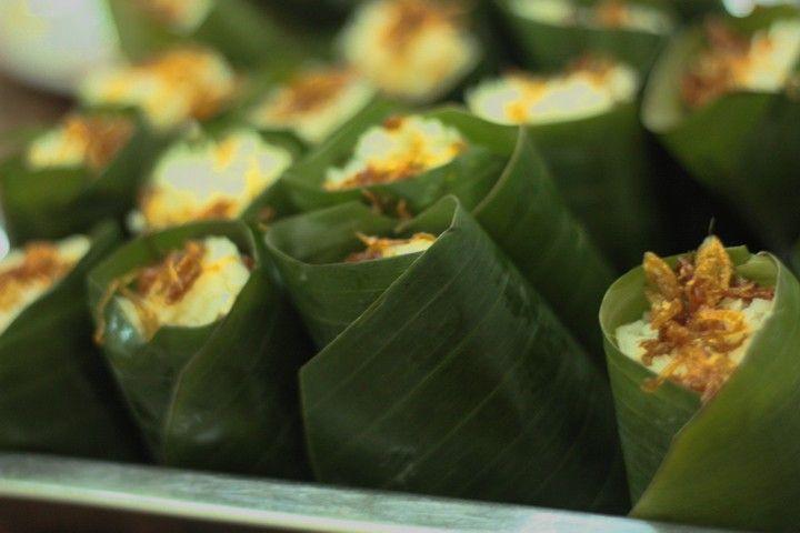 Nasi Uduk 'Kebon Kacang Jakarta'