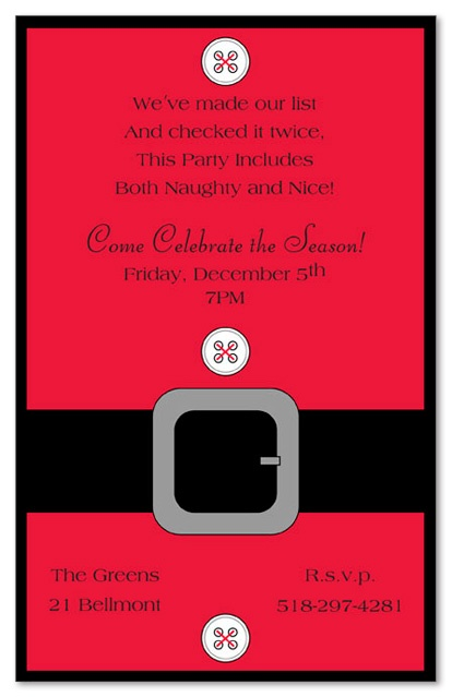 38 best images about Holiday Party Invites on Pinterest