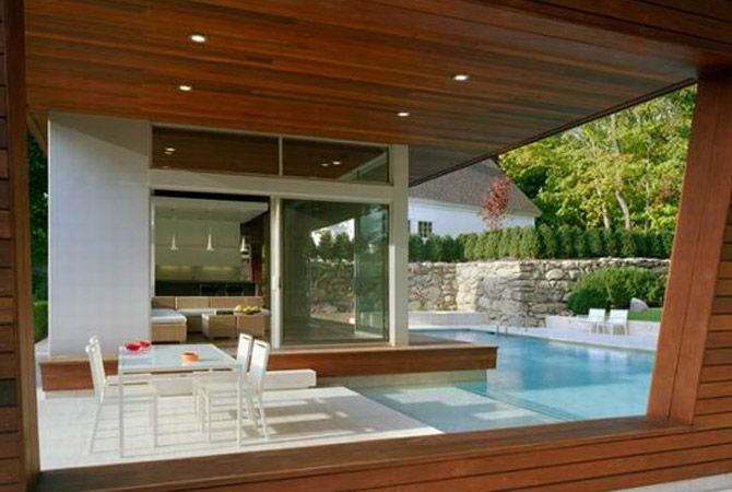 17 best images about pool house interior design on for Interior pool house designs