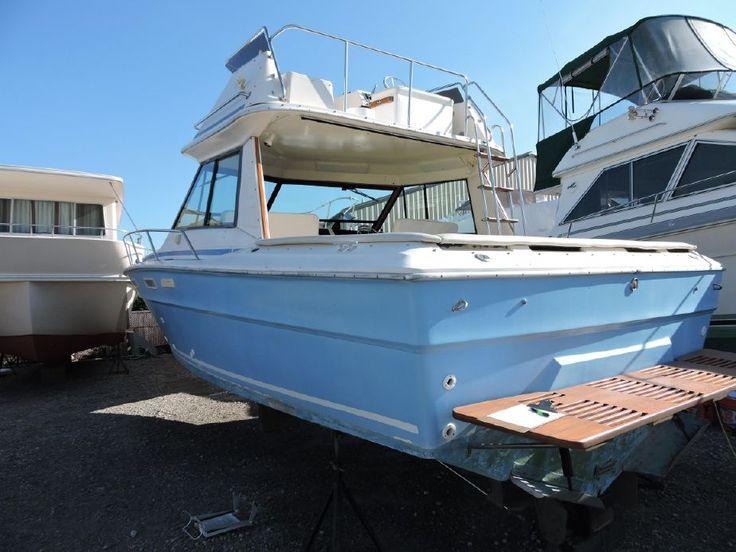 1977 Sea Ray 300 Sedan Bridge Power Boat For Sale - www.yachtworld.com