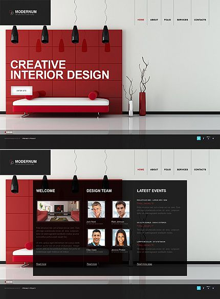 121 best HTML Web Templates images on Pinterest Business, Dental - profile templates