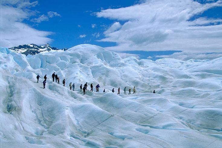 海外旅行世界遺産 ペリトモレノ氷河 アルゼンチンの絶景写真画像ランキング  アルゼンチン