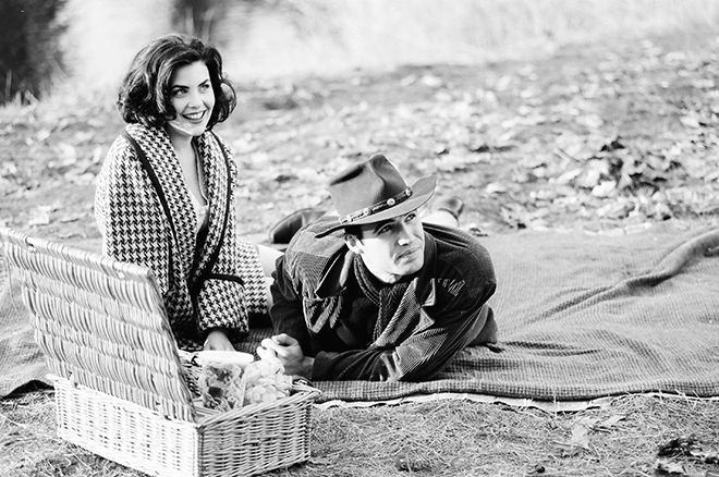 The romance that evolved between Audrey Horne (played by Sherilyn Fenn) and John Justice Wheeler (Billy Zane) was a second-season script deviation that alienated viewers.