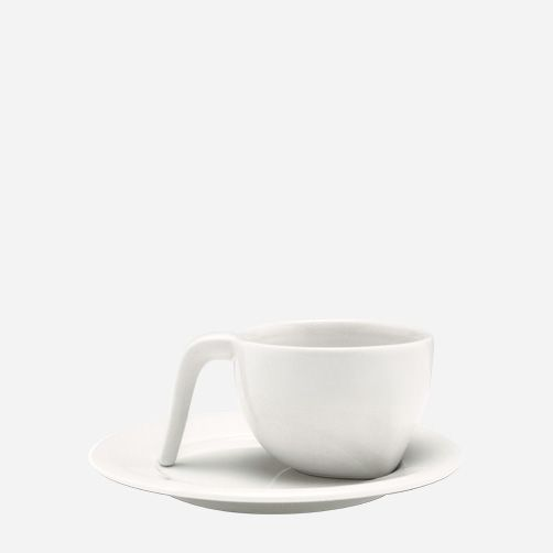 Iittala - Products - Drinking - Hot drinks - Coffee cup 0.2 L and saucer 15 cm