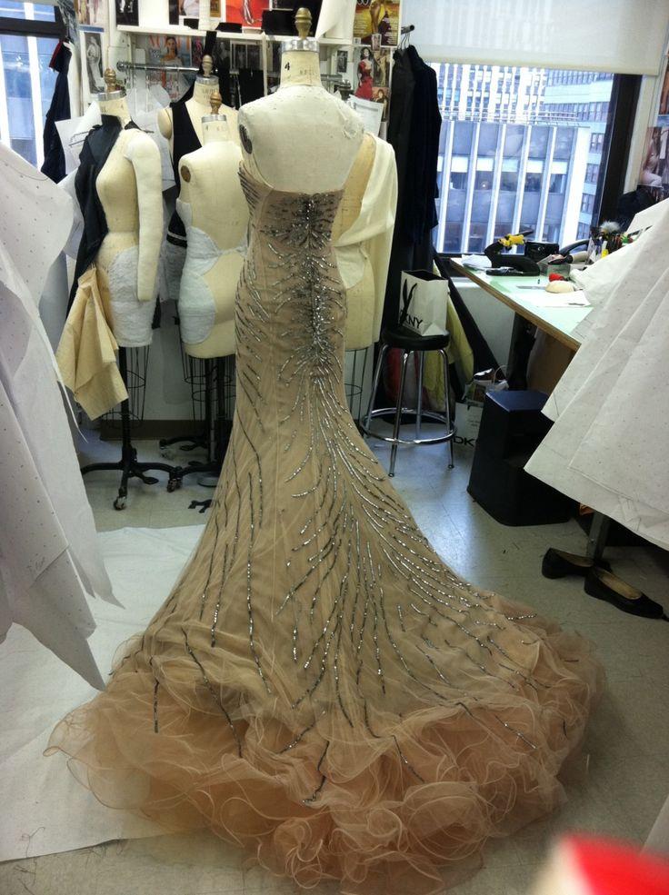 Donna Karan Couture for Ashley Greene: Metropolitan Museum of Art's Costume Institute Gala. May 2011