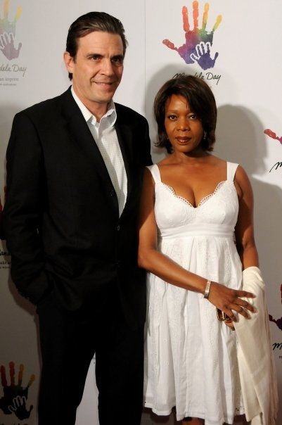 Alfre Woodard husband Roderick Spencer | INTERRACIAL LOVE