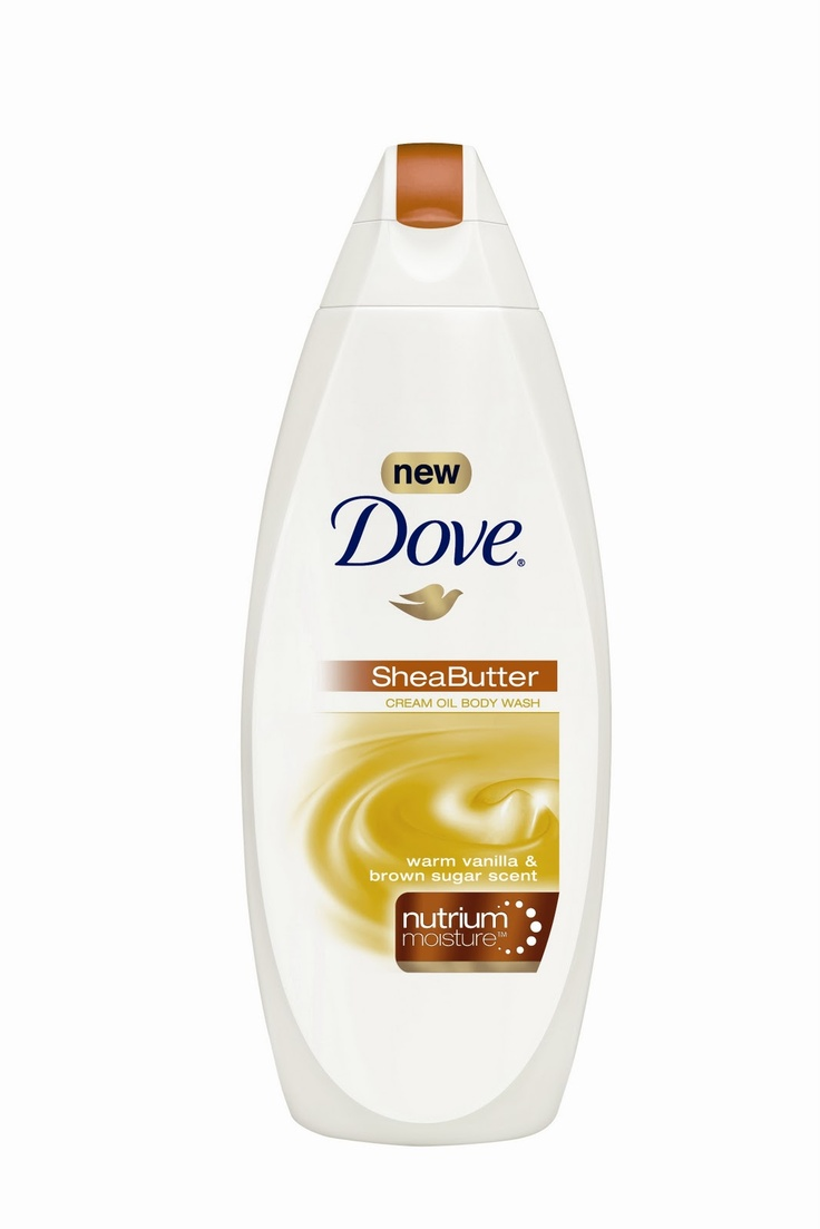 Dove Shea Butter Cream Oil Body Wash