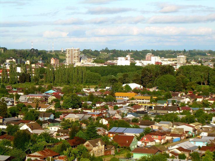 Osorno, Chile.
