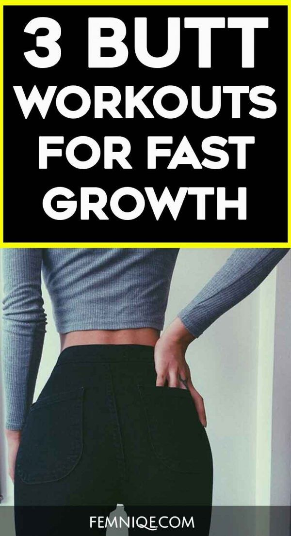 So you noticed that your butt started to look toned and curvier doing some bodyweight exercises. Even your friends are noticing the change in your butt. And you are proud of your hard work. But let's say you want to take it to the next level by getting even more glutes mass. Then you're going … Read More →