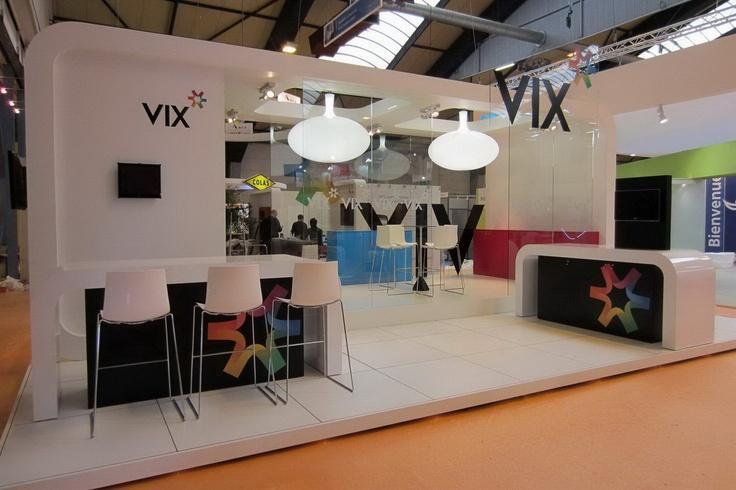 Expo Z - internationale standenbouw, realisaties