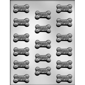 Dog Bone Candy Mold 90 11294 Candy Dog Bones And Candy