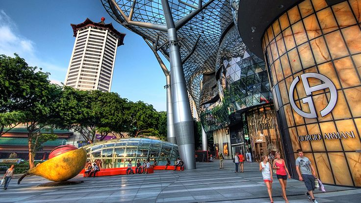 Shopping overview –YourSingapore