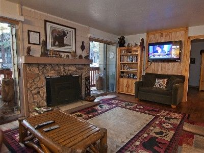 Mammoth Cabin Rental