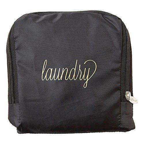 Miamica Women S Travel Laundry Bag Black Gold Miamica Https Www