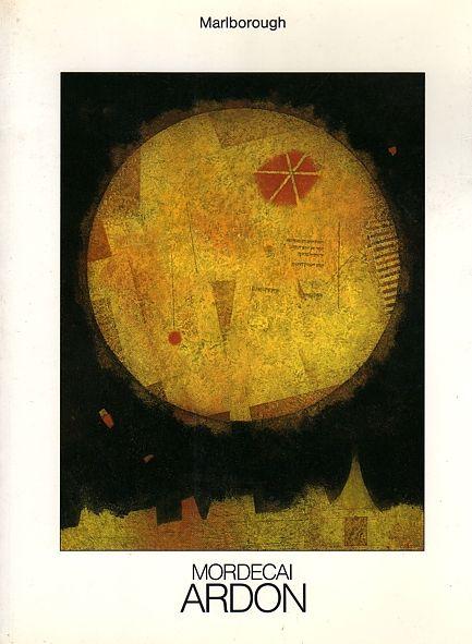 Mordecai Ardon. Recent Paintings. London, Marlborough Gallery, 1987.
