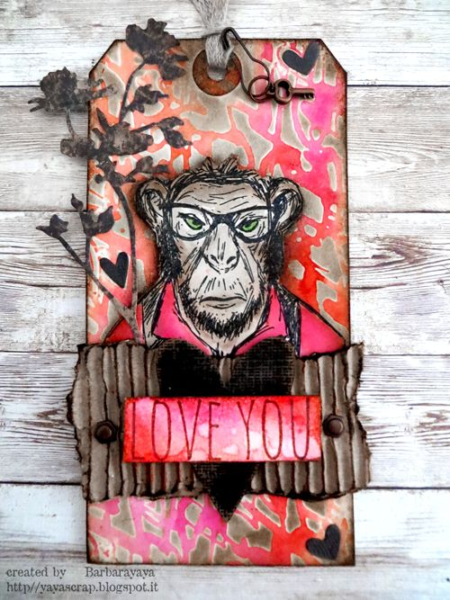 30 Best Tim Holtz Dies And Stamps Images On Pinterest