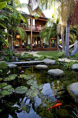 Santa Monica Shangri-La: A tropical family retreat