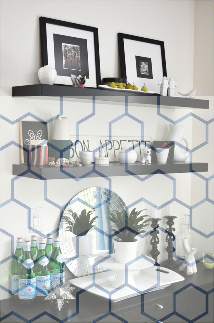 Simple and Ridiculous Ideas: Floating Shelves Nigh…