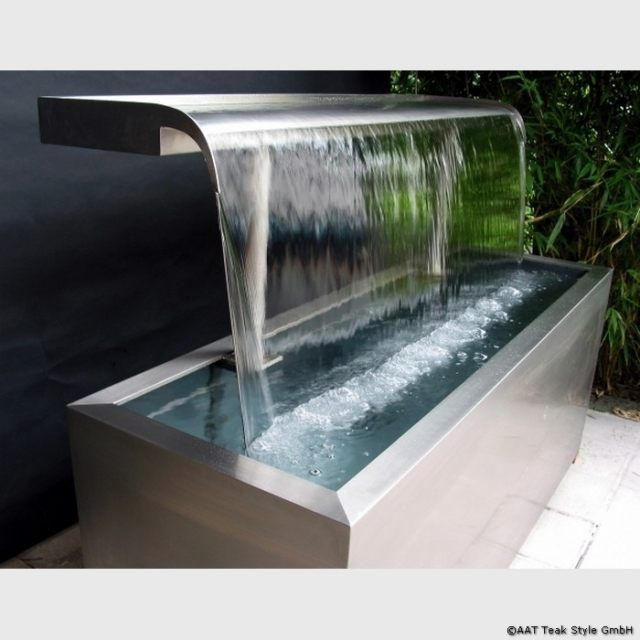 die besten 25+ garten wasserfall ideen auf pinterest | outdoor, Garten und bauen