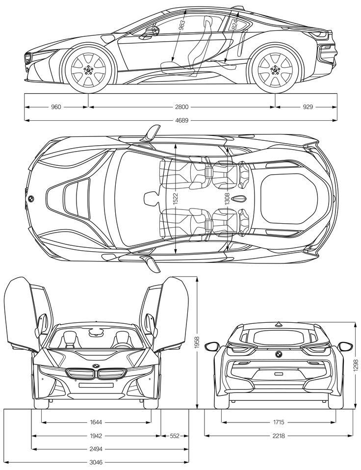 vw transporter blueprints - Google Search | OTHER CARS | Pinterest