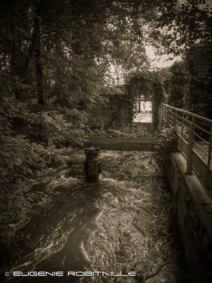 https://flic.kr/p/Af4XLK | Old Mill at Parc-nature de l'Île-de-la-Visitation in Montreal | Ruins at Parc-nature de l'Île-de-la-Visitation