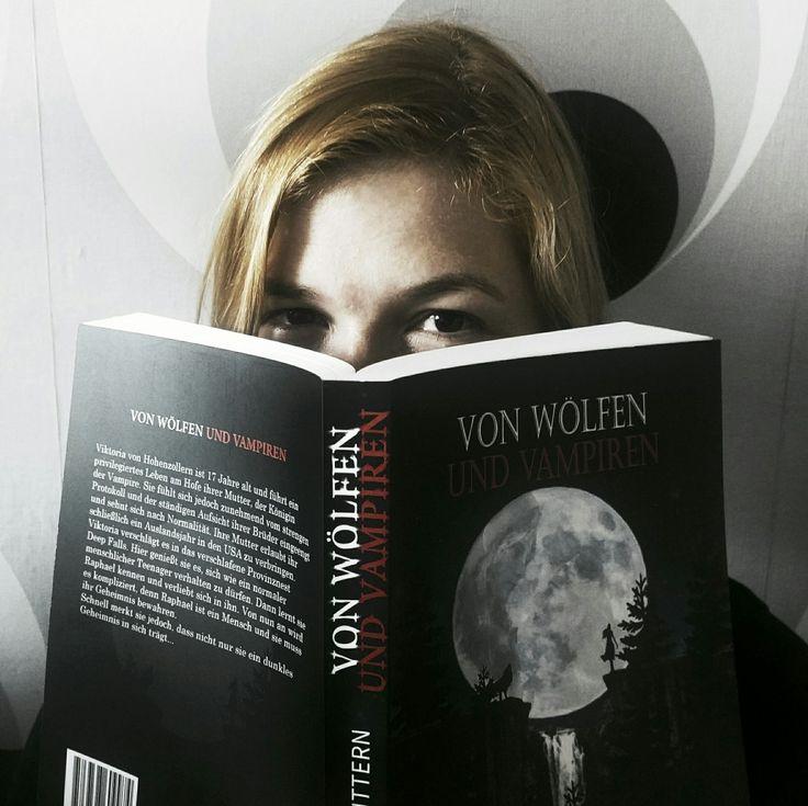 Die Indie-Autorin und Selfpublisherin Stephanie Wittern