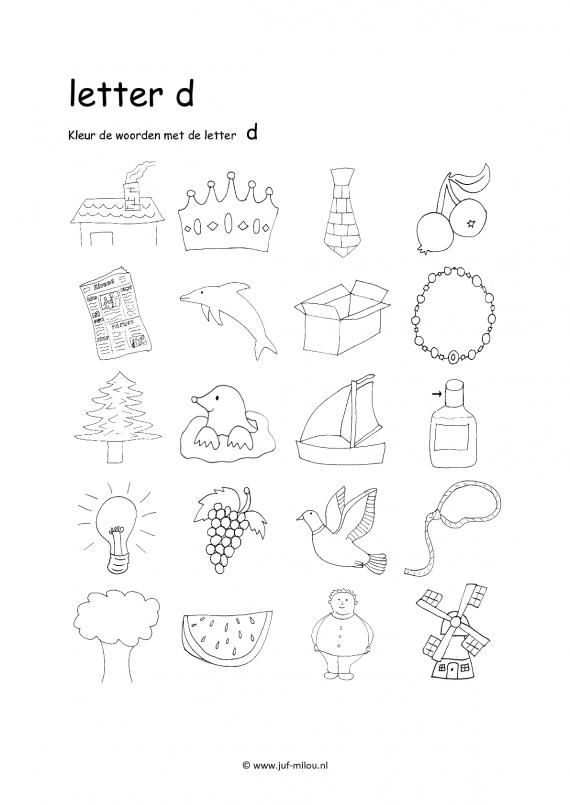 Genoeg 48 best school: taal (werkbladen) images on Pinterest | 2nd grades  YU34