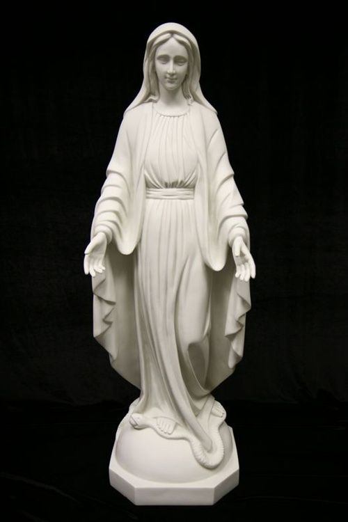 Religious Statues Mary Statue Outdoor Our Lady Grace Catholic Statuary Religious Garden