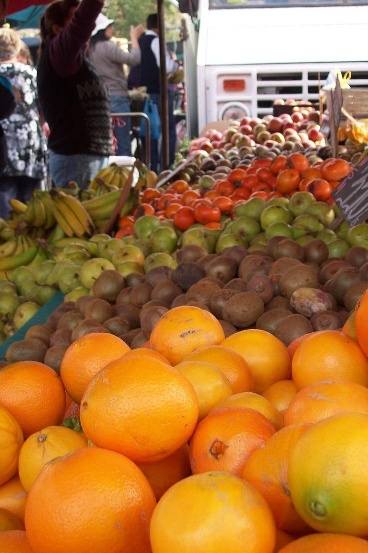 mucha fruta