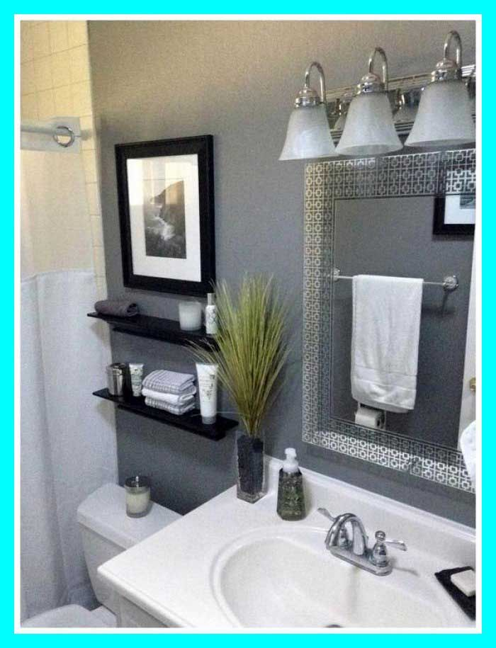 58 Remodel Apartment Living Room Decorating Ideas That Make You Be At Home 56 001 Best Home Desi Shelves Over Toilet Bathroom Wall Decor Shelves Above Toilet