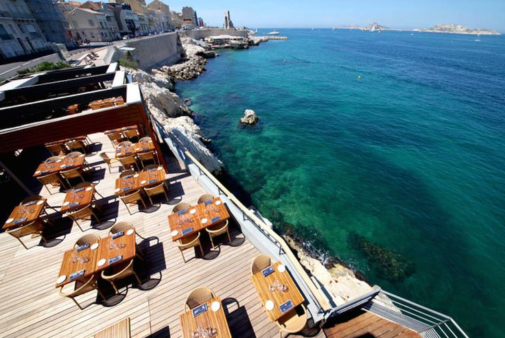 The Peron in Marseille will exceed your expectations. Not only the food and service, but the location is like something out of an epic novel. Get a taste.