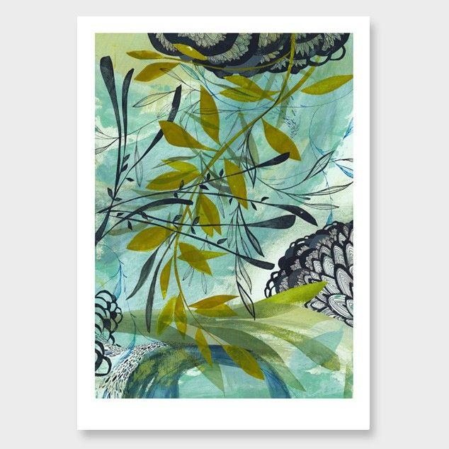 Offerings Art Print by Holly Roach