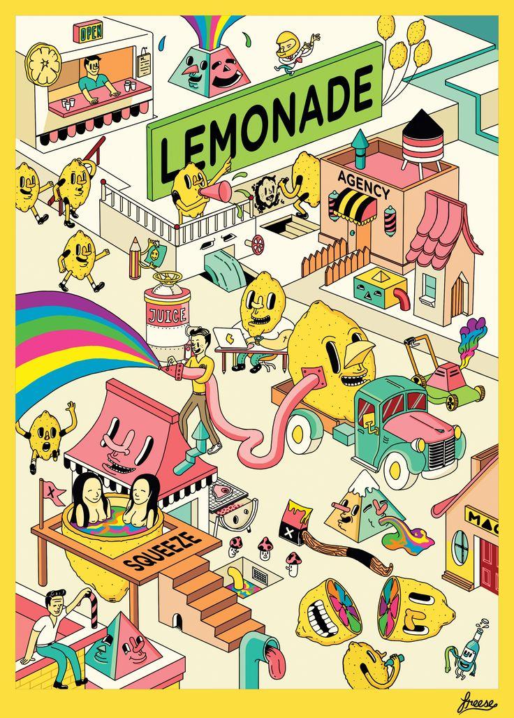 """""""Lemonade"""" by #Jürgen #Freese"""