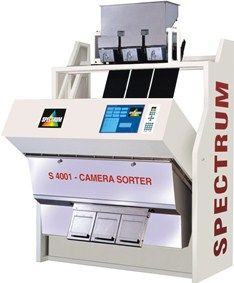www.coffeeprocessing.net/camera_sorter.php -  Manufacturers, Suppliers and Exporters of Camera Sorter in Mangalore, India. It is fully Computer Controlled with automatic calibration.