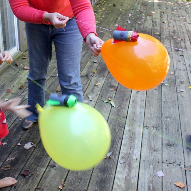 Mickey S Math Activities Balloon Rocket Racers My Boys