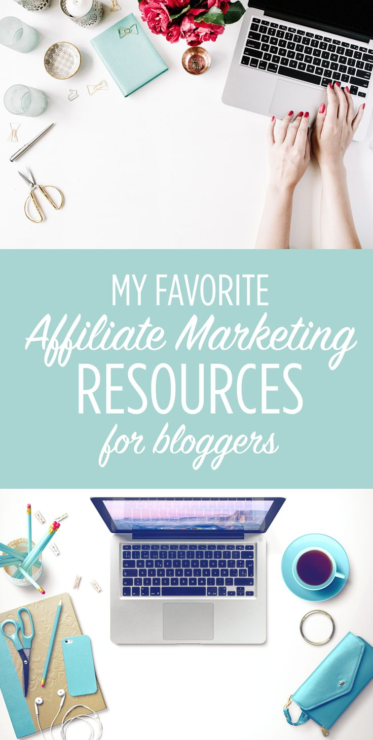 Spilling all my secrets + sharing my favorite resources for affiliate marketing and blogging!