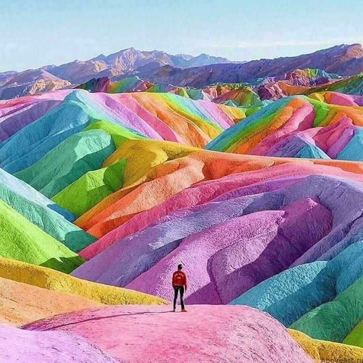 как делать яркие цветные фотографии ему удается