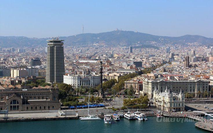 Recien comienza la temporada del Mediterráneo. Estos serán los nuevos barcos de cruceros que vendrán a Barcelona en 2017/2018.