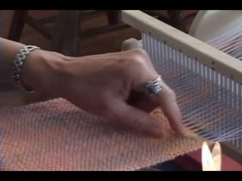 Part 5 Weaving on your Schacht Cricket loom