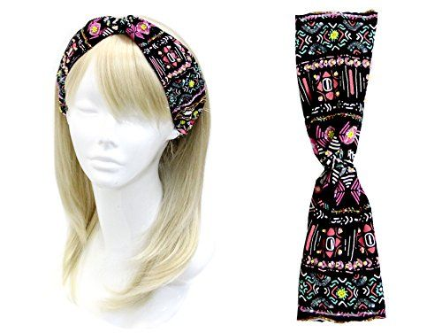 Fabric Fashion Hairband Hair Accessories *** Check out this great product.(This is an Amazon affiliate link and I receive a commission for the sales)