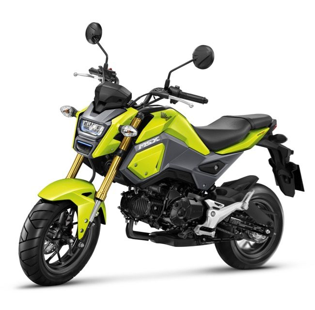 Honda's Cheeky New Grom!   Scooter News and Reviews   Scootersales