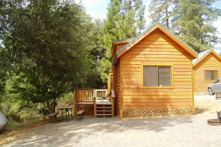 Yosemite Cabin Rentals | Yosemite National Park Yurts