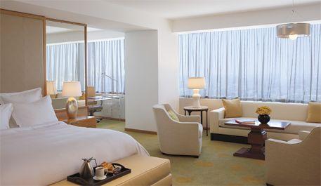 Hotel style: Ritz-Carlton, Los Angeles