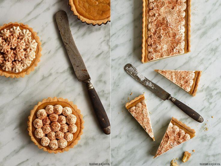 sweet potato pie, tarte de batata doce, yammi