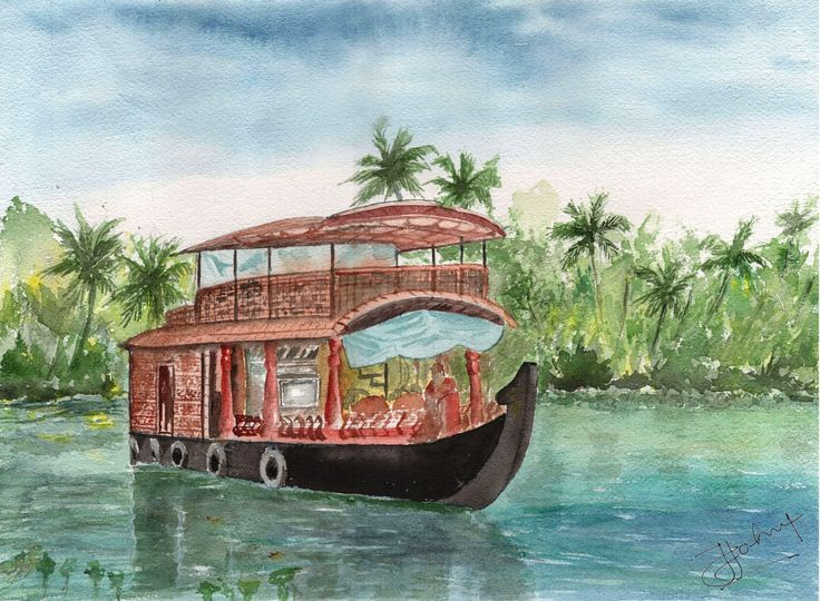 81 Best Water Colour Drawings Images On Pinterest | Draw Art Drawings And Color